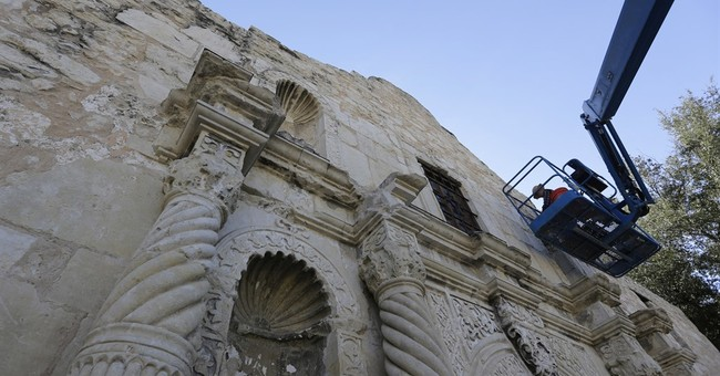 Makeover may reverse ravages of time, elements on Alamo