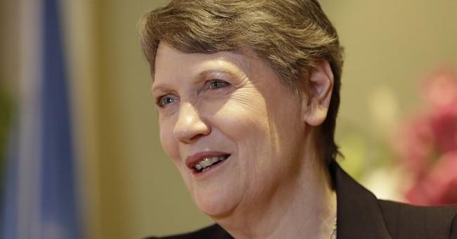 AP Interview: UN's Clark hopes migrants lead to Syria focus