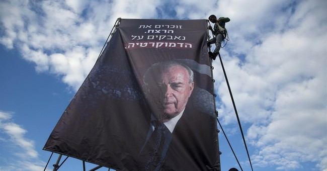 20 years later, little left of Yitzhak Rabin's peace legacy