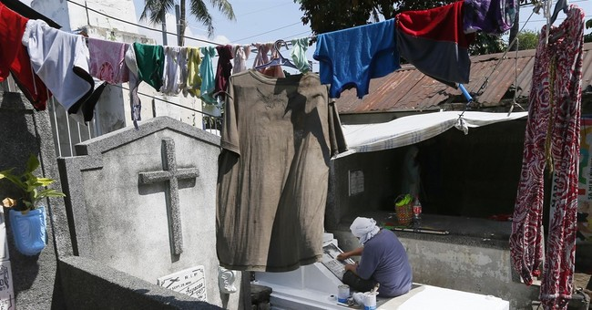 Image of Asia: Preparing for All Saint's Day