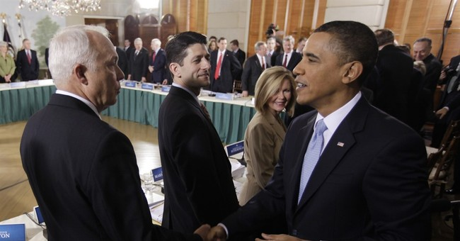 Obama and Ryan: Political foils, occasional policy partners
