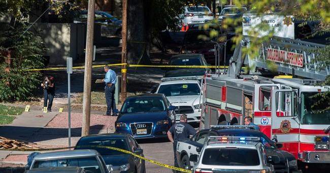Witnesses describe gunman's rampage in Colorado Springs