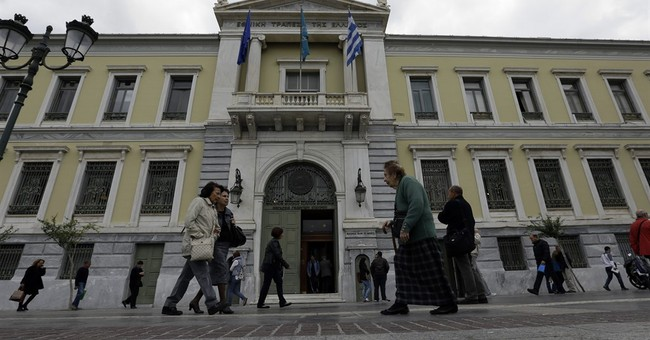 ECB: Greek banks need $15.8 billion to get back on track