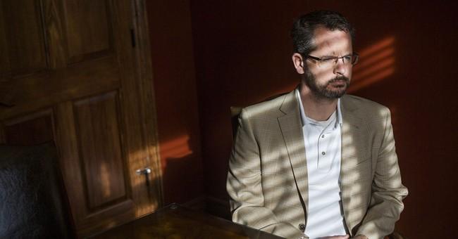 Ex-Michigan lawmakers seek 2nd chance after affair scandal