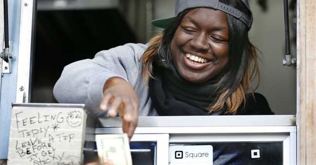 Serving second chances: NYC food truck hires ex-inmates