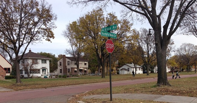 Trick-or-treater dies after being hit by car in Minneapolis