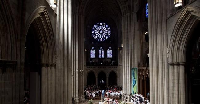 US Episcopal Church installs first black leader