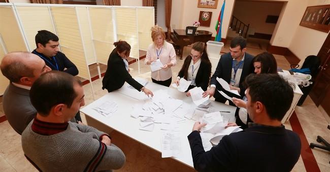 Azerbaijan holds parliamentary vote amid free speech limits