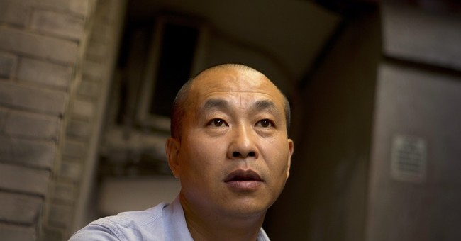 Cartoonists a casualty of China's intolerance of dissent