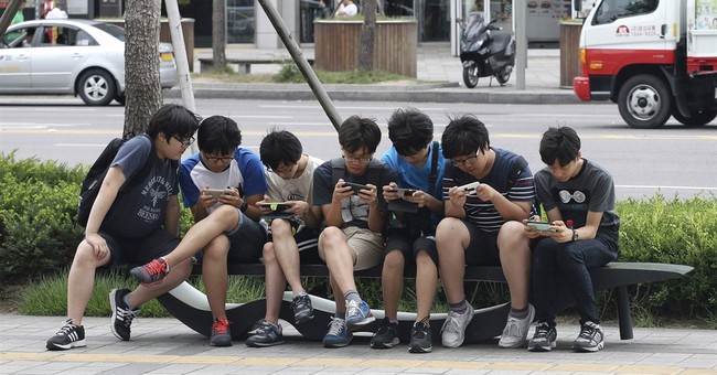 APNewsBreak: South Korea pulls plug on child monitoring app