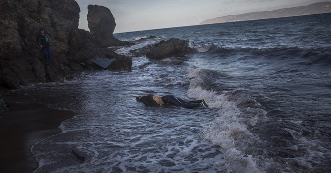 The Latest: Total of 19 dead recovered from Aegean Sea