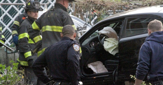 Police investigate if medical issue caused Halloween crash