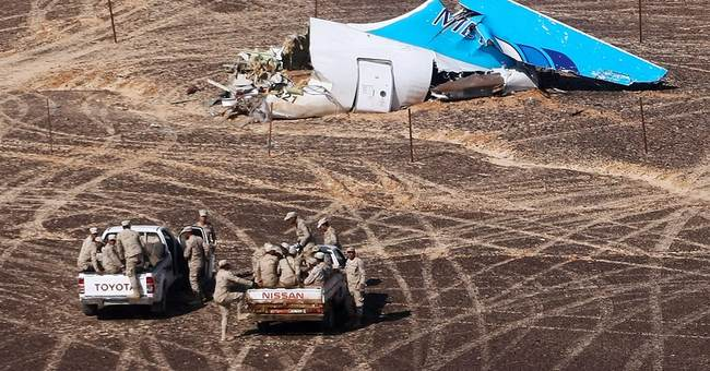 The Latest: US officials: Heat detected around Russian jet