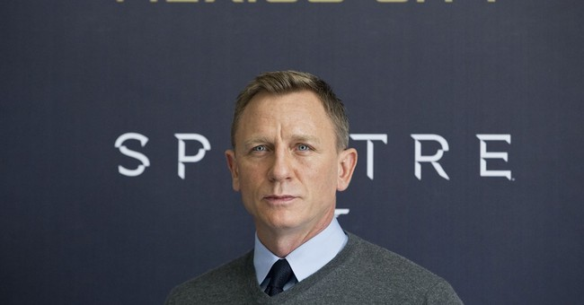 Daniel Craig in Mexico for Day of Dead premiere of 'Spectre'