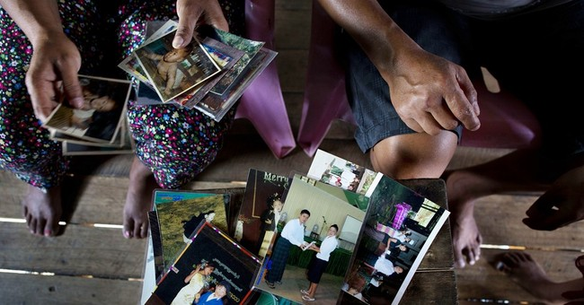No justice for Myanmar father accusing army of killing child