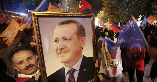 Turkey president urges respect for his party's election win