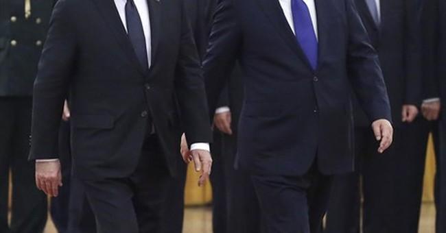China, France say climate pact should have 5-year reviews