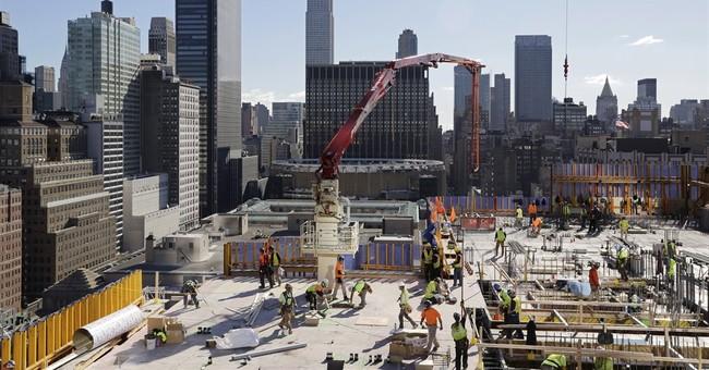 US construction spending rises 0.6 percent in September
