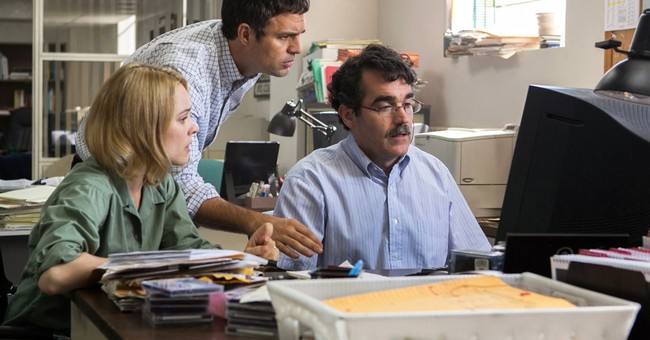 Review: Riveting 'Spotlight' uncovers church scandal