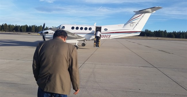 Navajo Nation, where many struggle, weighs $20M for planes