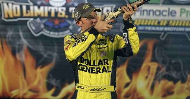 NASCAR suspends Matt Kenseth for 2 races for wrecking Logano
