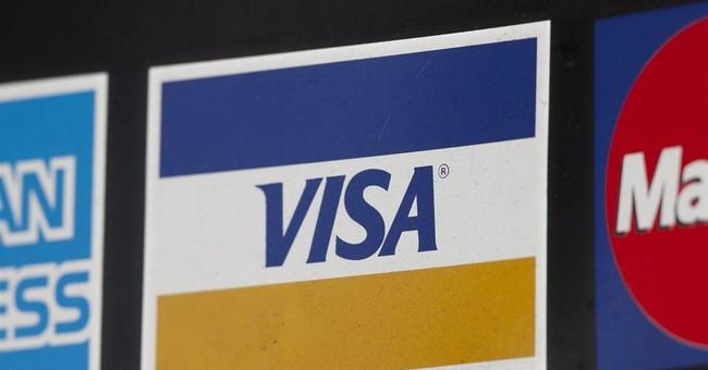 Visa meets 4Q profit forecasts