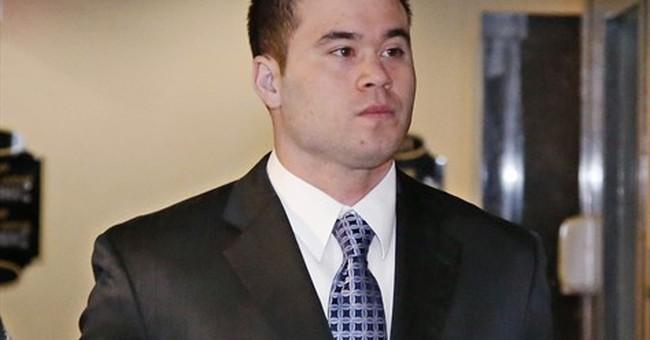 Potential jurors questioned in ex-Oklahoma cop's rape case