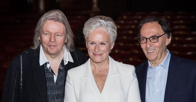 Glenn Close: I'm working out for 'Sunset Boulevard' return