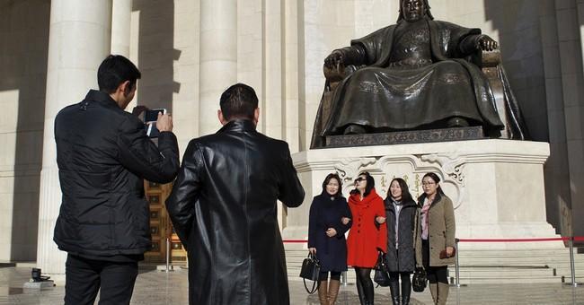 Mongolia, between big neighbors, seeks permanent neutrality