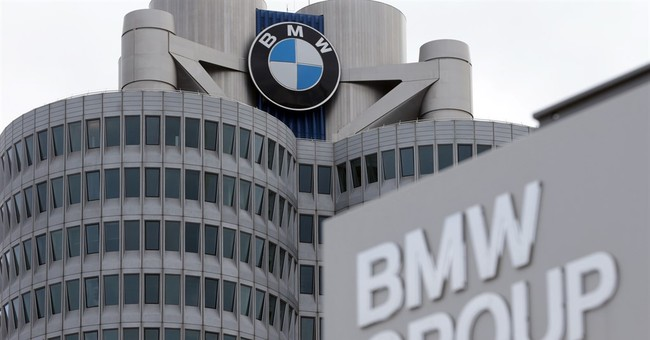 BMW enjoys luxury car boost but cautions over China