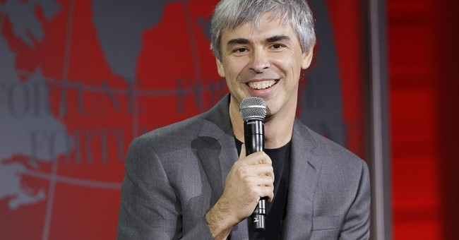 Google founder hopes Alphabet spells innovation