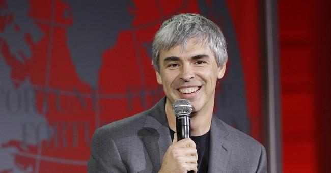 Google founder hopes Alphabet spells innovation