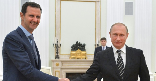 Russia says it doesn't mind if Assad stays or steps down
