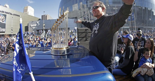 Kansas City throws a party to celebrate Royals' championship