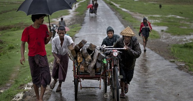 Backlash against Muslims casts shadow over Myanmar election