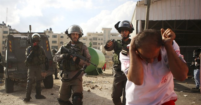 Palestinians say amateur video backs claims of Israeli abuse
