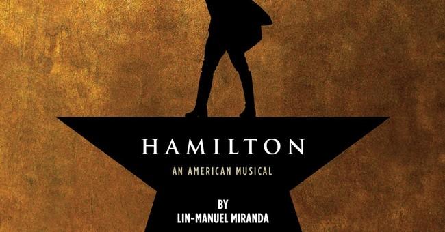 'Hamilton' cast album makes history singing about history