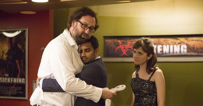 Aziz Ansari gives full comic voice to his new comedy series