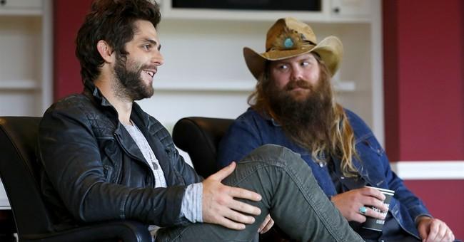 Chris Stapleton, Thomas Rhett are more alike than you think