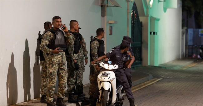 After bomb report, Maldives president vows to ensure safety