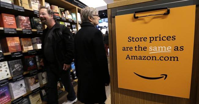 Amazon opens its first bookstore as extension of website