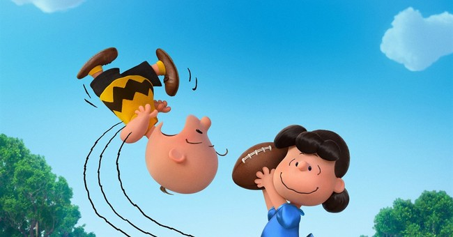 Correction: Film Review--The Peanuts Movie story