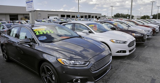 Automakers post big Oct. sales gains; record year in sight