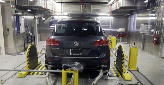 Key dates in the Volkswagen's widening scandal