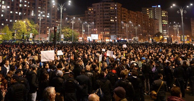 Protests drive out Romanian government after nightclub fire