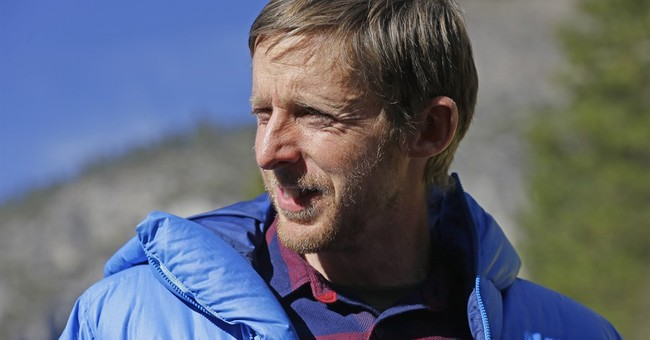 Tommy Caldwell of Yosemite free-climb fame writing memoir