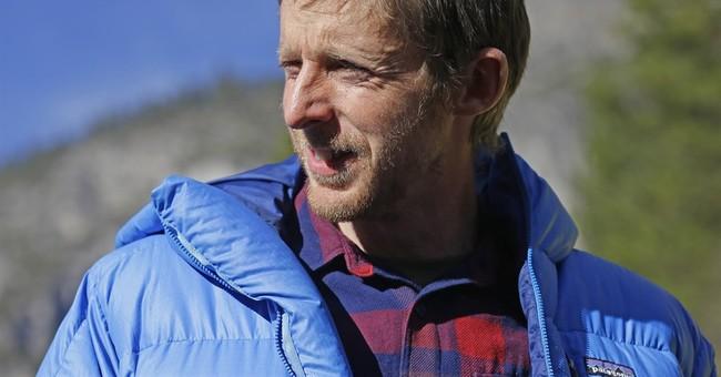 Tommy Caldwell of Yosemite free-climb fame writing memoir
