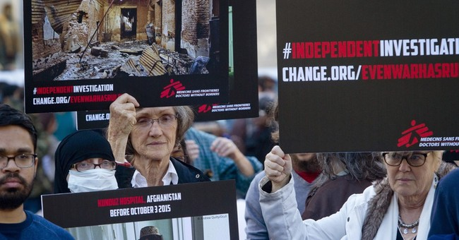 Doctors Without Borders marks 1 month since hospital attack