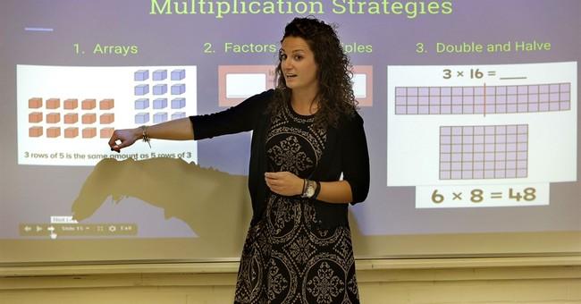 Help for homework help: Teaching parents Common Core math