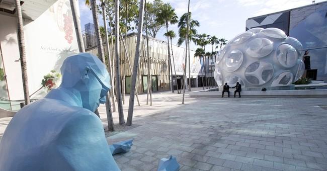 Neighborhoods: Art, fashion collide in Miami Design District